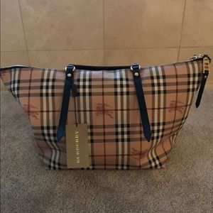 Authentic MD Salisbury Burberry Bag